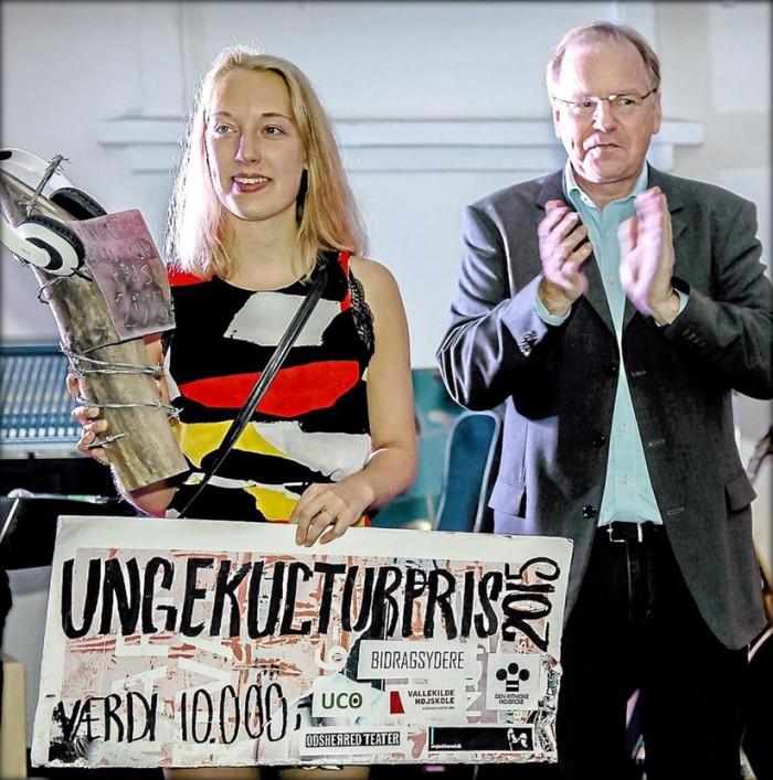Ungekulturpris 2015