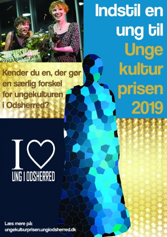Ungekulturpris 2019 HP