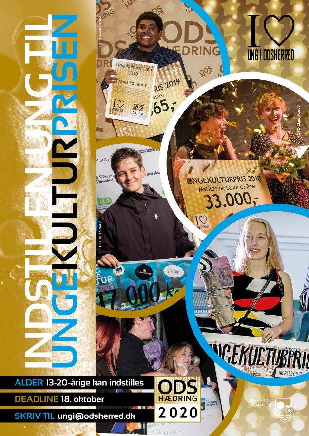 Ungekulturpris 2020